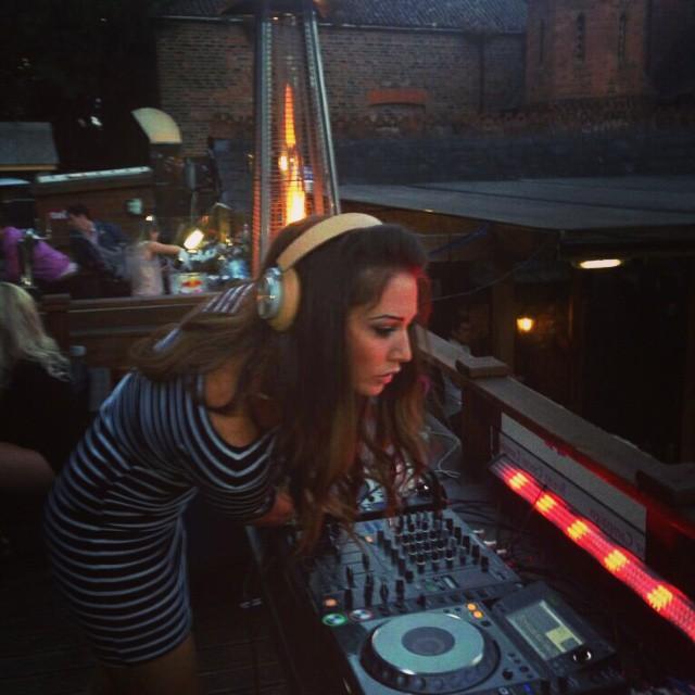 DJ Kellie Acreman